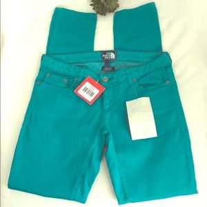 NWT The North Face Valencia Pant Size 8 Regular